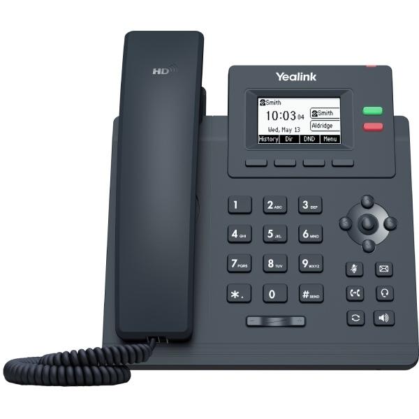 Telefono Yealink T31P + alimentatore